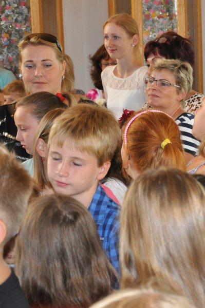 20150901 - Slavnostní zahájení školního roku