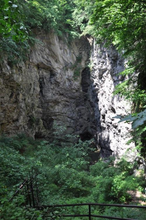 20150604 - 4. třída - Školní výlet vlakem - Zbrašovské aragonitové jeskyně