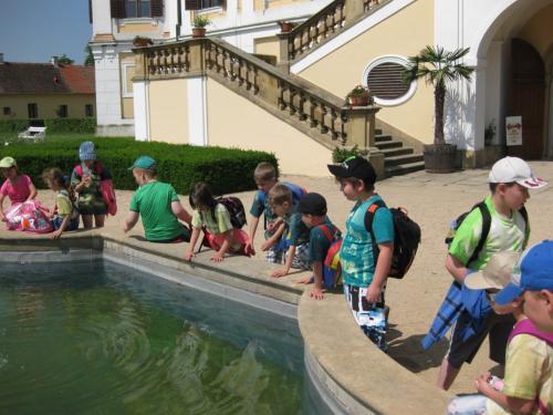 20150604 - 1. + 2. + 3. + 5. třída - Školní výlet - Milotice