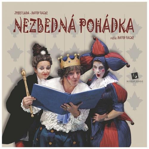 20150430 - Nezbedná pohádka ve Slováckém divadle
