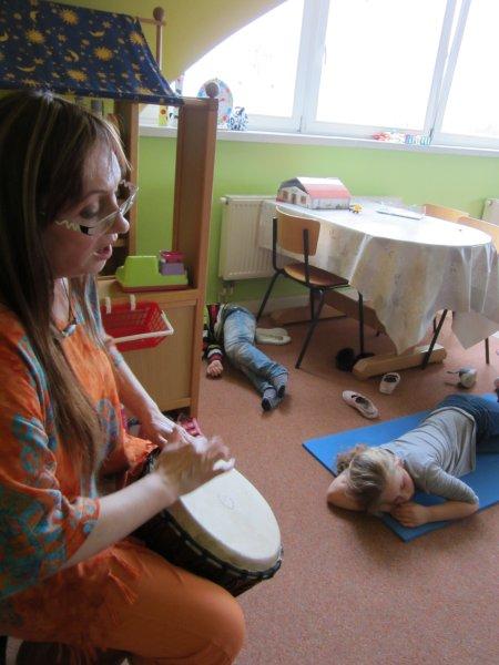 20150326 - ŠD - Muzikoterapie ve školní družině - 2. část