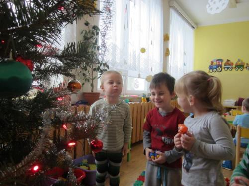 20141219 - MŠ - Vánoce v naší mateřské škole