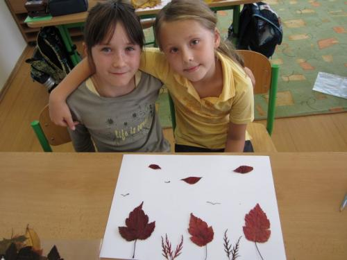 20141016 - 3. třída - Podzimní den