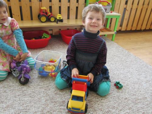 20140530 - MŠ - Týden oblíbených hraček u malých dětí