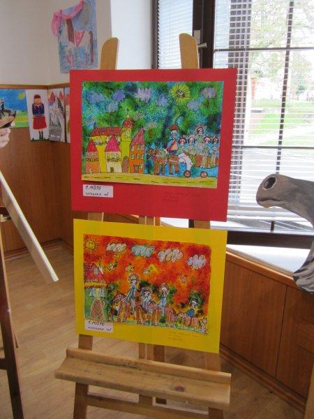 20140516 - 5. třída - Výtvarná soutěž Můj koníček malovaný