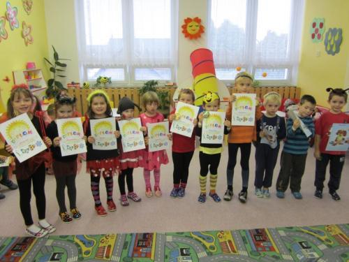 20131024 - Den broučků a berušek v MŠ Zlechov