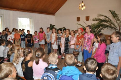 20120903 - Slavnostní zahájení školního roku