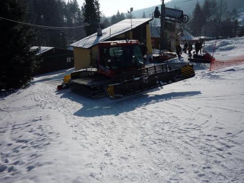 20100309 - Lyžařský kurz II a výlet na Praděd