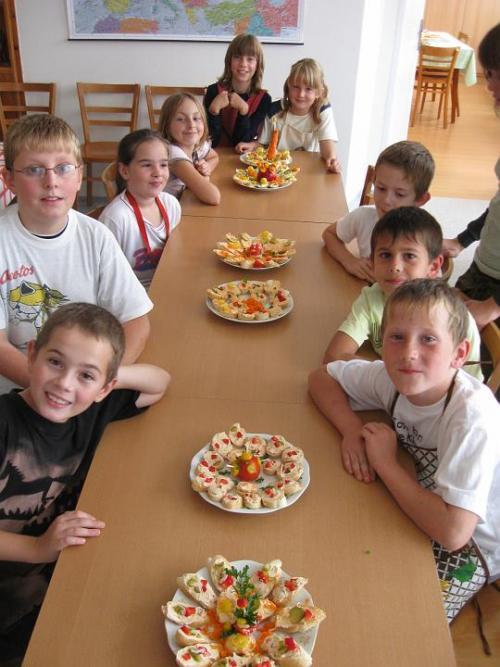 20091009 - Kroužek vaření se představuje
