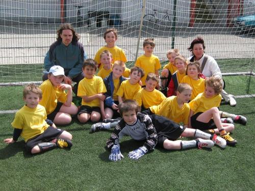 Fotbalový turnaj McDonald´s Cup
